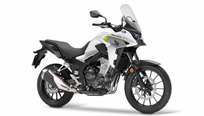 CB500X - WHITEWHITE