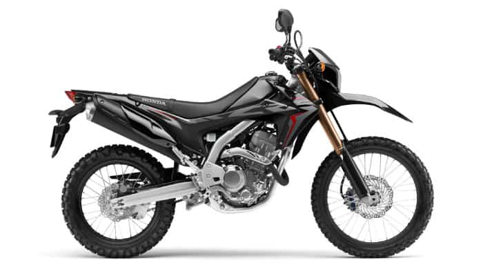 CRF250L - BLACKBLACK
