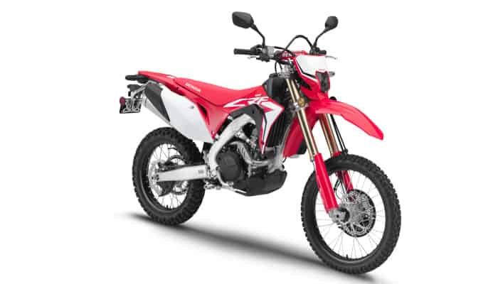 CRF450L - RED