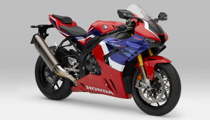 CBR 1000 RR-R SP - RED BLUE