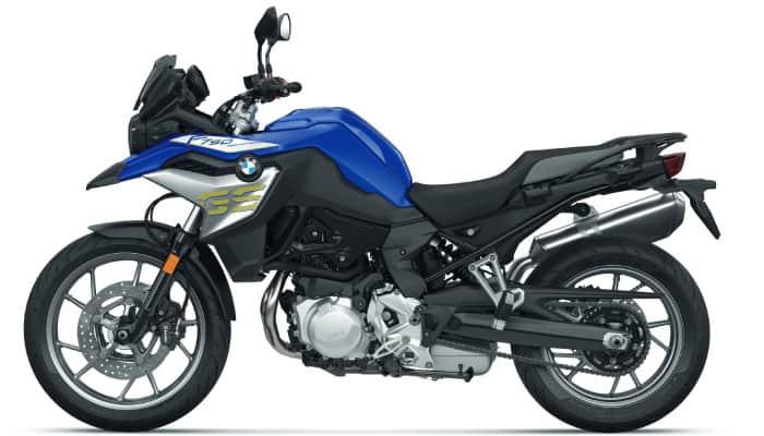 F750GS blue