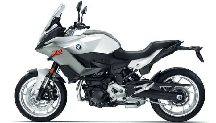 F900XR whitegrey