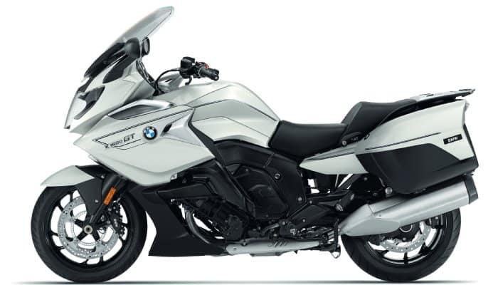 K1600 GT white