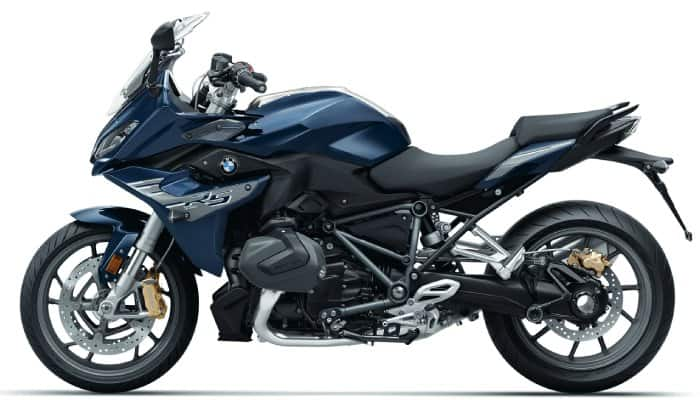 R 1250 RS blue