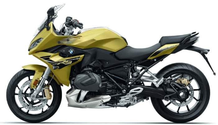 R 1250 RS goldyellow