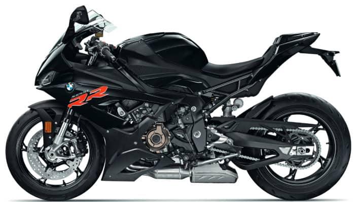 S 1000 RR black