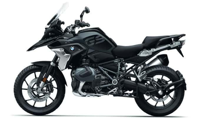 r 1250 GS Black