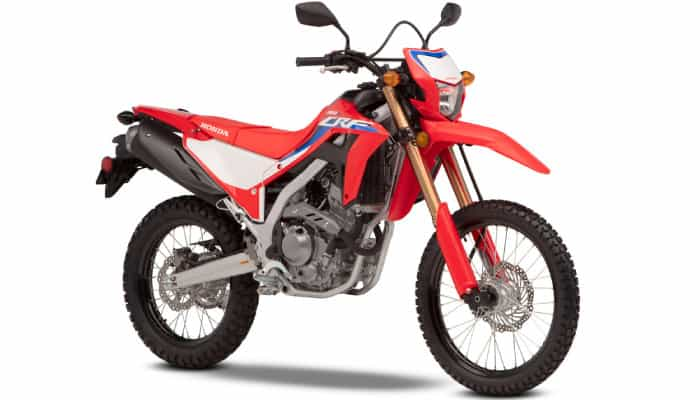 CRF300 - red