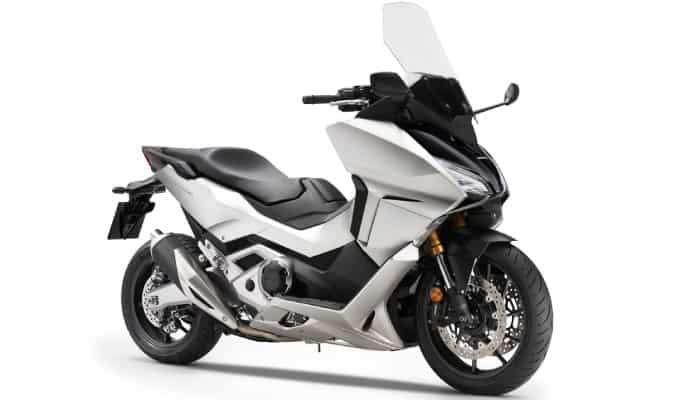 FORZA 750 2021 - silver