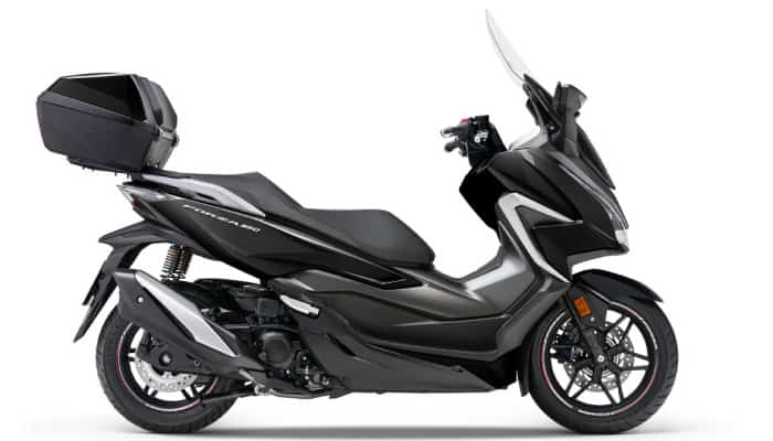 NSS350 Forza black