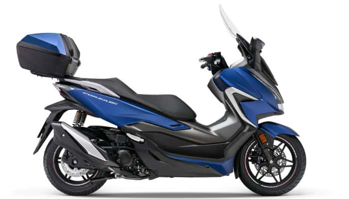 NSS350 Forza blue