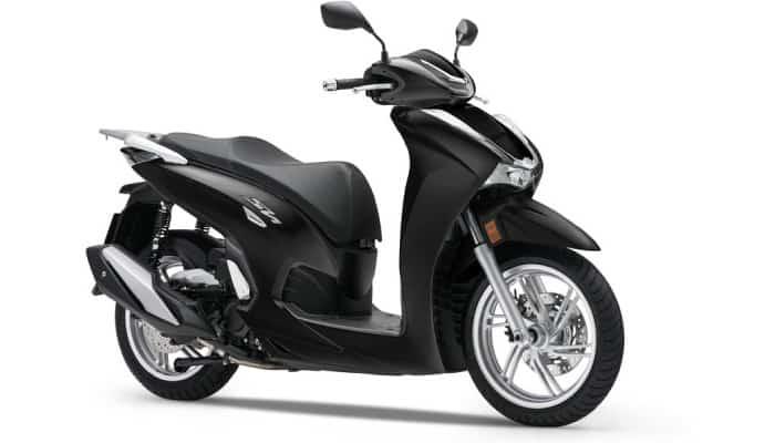 SH350i 2021 - black1