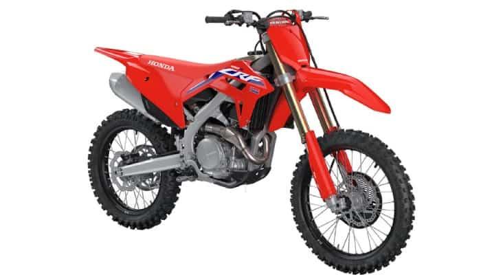 CRF450R 2022